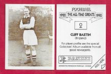 England Cliff Bastin Arsenal 2